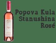 Popova Kula Stanushina Rosé
